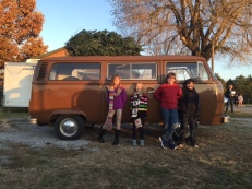 bus tree kids 16